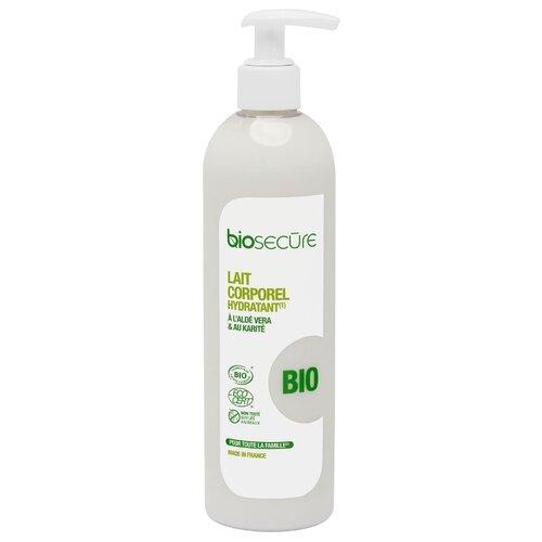 Молочко для тела Biosecure косметическое, бутылка, 400 мл молочко косметическое laiseven ваниль 400 мл