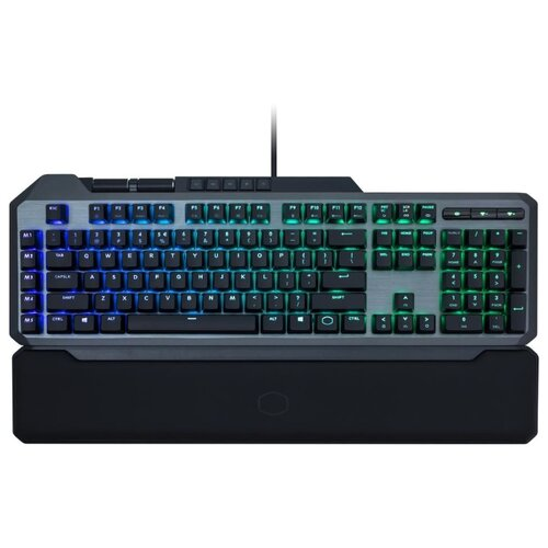 Клавиатура Cooler Master MK850 (Cherry MX Red) Black USB
