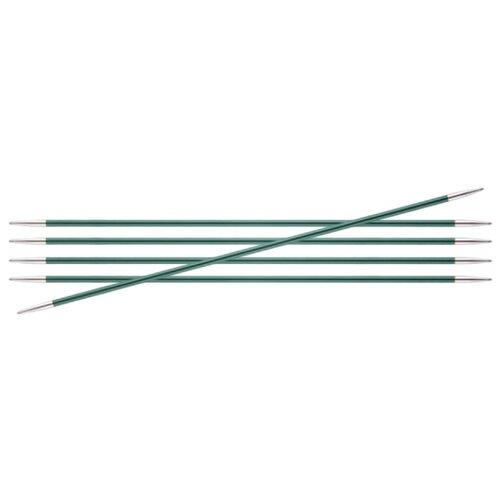 Купить Спицы Knit Pro Zing 47035, диаметр 3 мм, длина 20 см, нефритовый