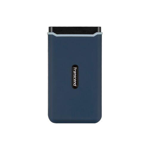 Фото - Внешний SSD Transcend ESD350C 480 ГБ синий внешний аккумулятор perston unicorn 2 белый