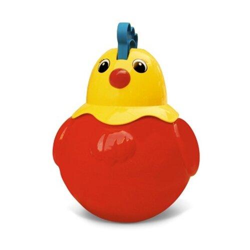 Купить Неваляшка Stellar Цыплёнок, упаковка пакет (01668) 28 см красный/желтый, Неваляшки