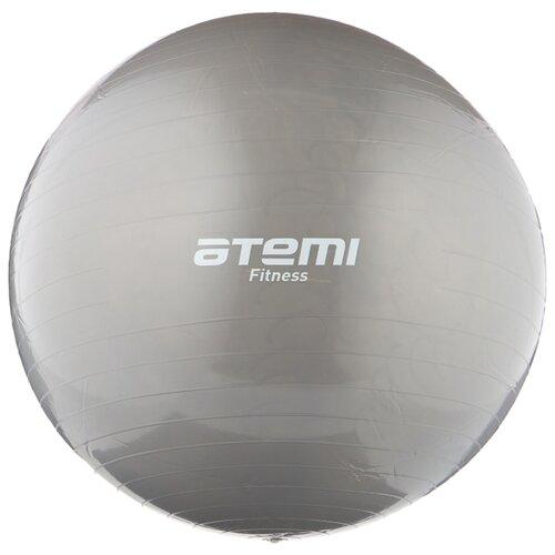 Фитбол ATEMI AGB-01-85, 85 см серый фитбол atemi agb 01 55 55 см салатовый
