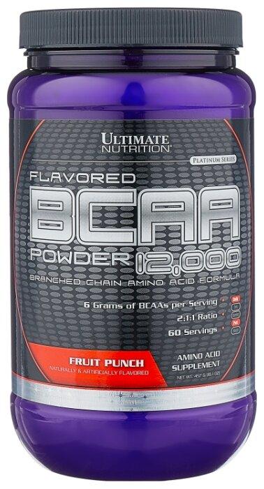 Купить BCAA Ultimate Nutrition BCAA 12000 Flavored (457 г) по низкой цене с доставкой из Яндекс.Маркета