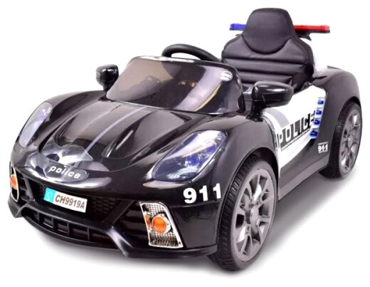 Toyland Автомобиль Porsche Police CH 9919