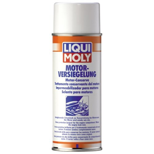 Антикор LIQUI MOLY Motor-Versiegelung 0.4 л баллончик прозрачный