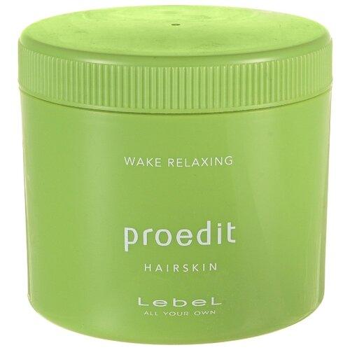 Lebel Cosmetics Hair Skin Relaxing Пробуждающий крем для волос и кожи головы Wake Relaxing, 360 г lebel cosmetics hair skin relaxing пробуждающий крем для волос и кожи головы wake relaxing 360 г