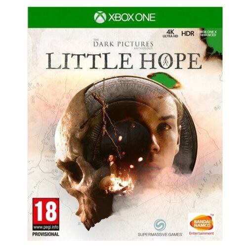 Купить Игра для Xbox ONE Dark Pictures: Little Hope, BANDAI NAMCO