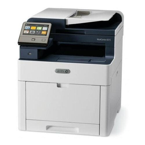МФУ Xerox WorkCentre 6515DN белый/синий