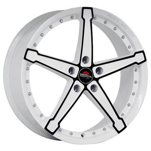 Фото - Колесный диск Yokatta Model-10 8x18/5x120 D72.6 ET30 W+B yokatta model 10 8x18 5x120 d72 6 et30 w_b