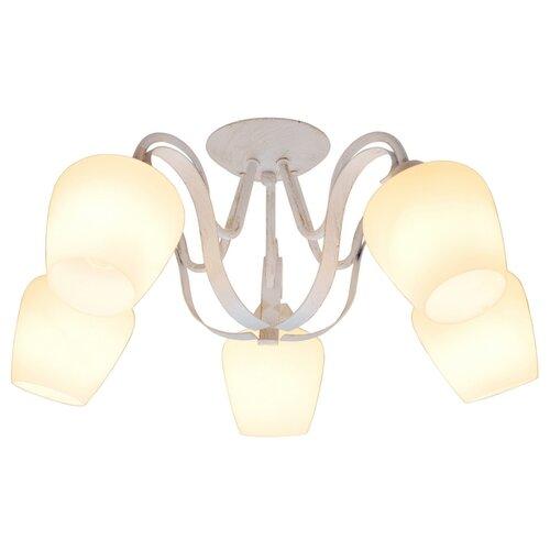 Люстра Toplight Abegail TL1133-5D, E27, 300 Вт люстра toplight griselda tl1158 5d e27 300 вт