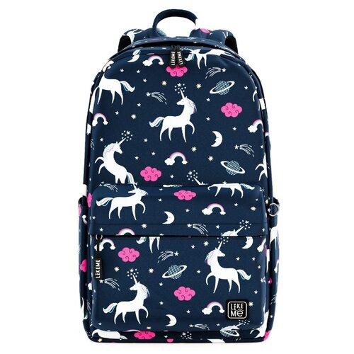 Купить Like Me рюкзак Teens Единороги, синий, Рюкзаки, ранцы