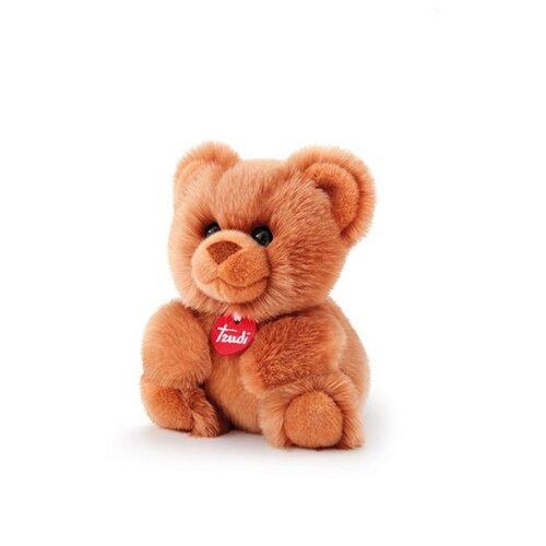 Купить Мягкая игрушка Trudi Медведь пушистик 19 см, Мягкие игрушки
