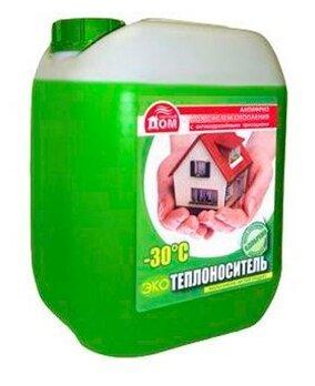 Теплоноситель глицерин Комфортный дом -30 ЭКО