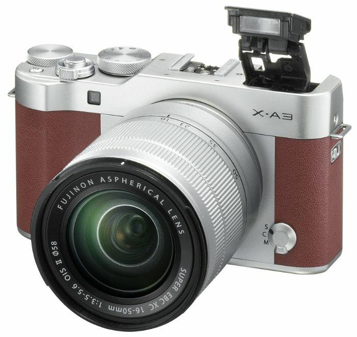 Фотоаппарат Fujifilm X-A3 Kit — купить по выгодной цене на Яндекс.Маркете