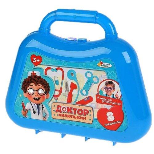Купить Набор доктора Играем вместе Доктор Пилюлькин (ZY778496-R), Играем в доктора