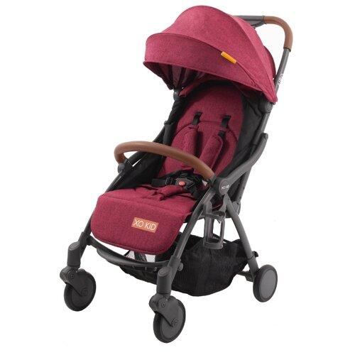 Купить Прогулочная коляска XO KID Airo red, Коляски