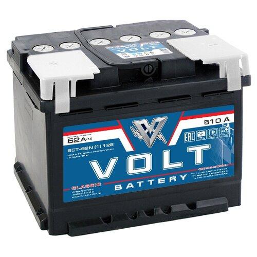 Автомобильный аккумулятор Volt CLASSIC VC6211