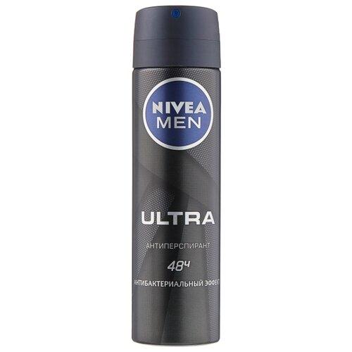 Антиперспирант спрей Nivea Men Ultra, 150 мл