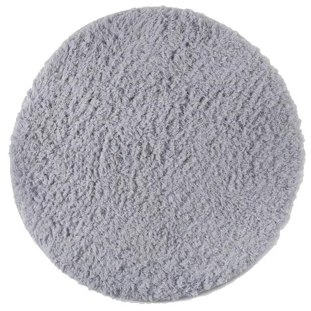 Купить Декоративный коврик Этель Lama круглый, диаметр: 0.6 м, серый по низкой цене с доставкой из Яндекс.Маркета (бывший Беру)