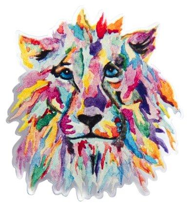 Clip Me Брошь Разноцветный лев