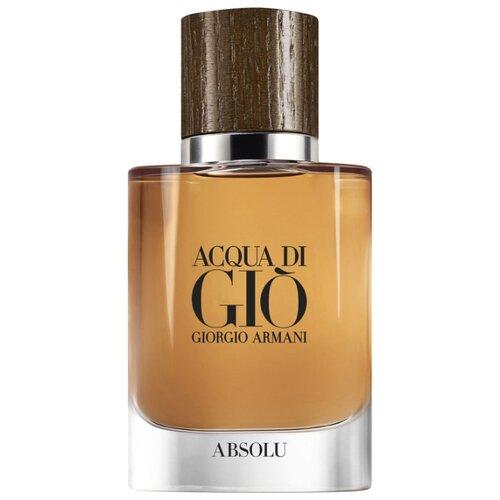 Парфюмерная вода ARMANI Acqua di Gio Absolu, 40 мл