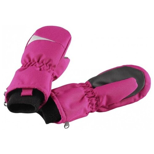 цена на Варежки Lassie 727715 размер 6, розовый