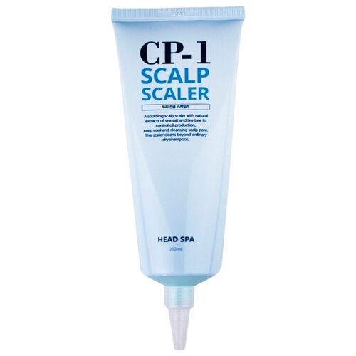 Esthetic House шампунь-пилинг CP-1 Head Spa Scalp Scaler 250 мл esthetic house шампунь cp 1 color fixer 300 мл с дозатором