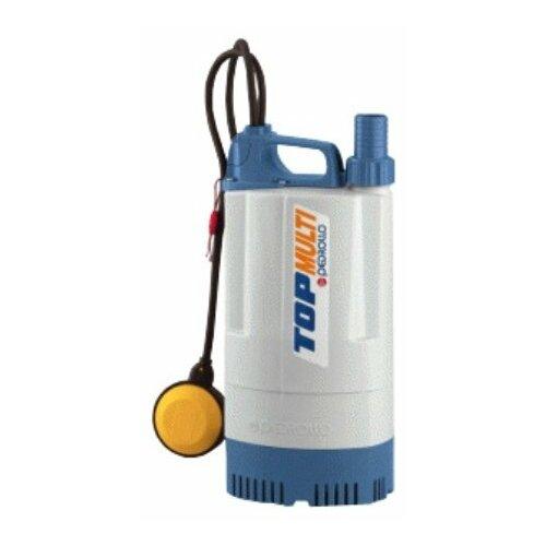 Фото - Дренажный насос для чистой воды Pedrollo TOP MULTI 3 (550 Вт) дренажный насос для чистой воды leo lks 1004p 1000 вт