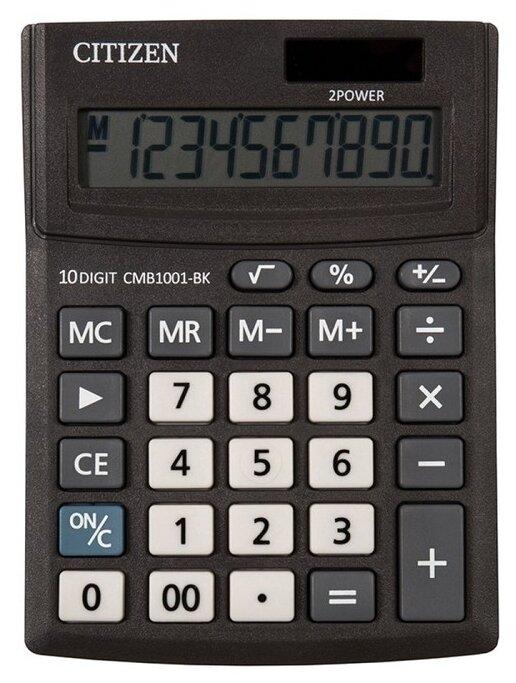 Калькулятор бухгалтерский CITIZEN CMB1001-BK