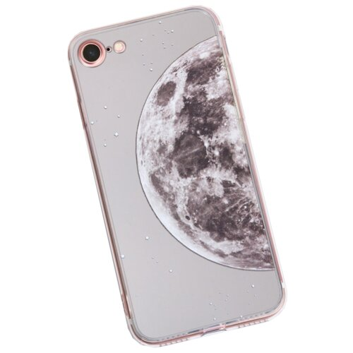 Чехол-накладка Арт Узор 3899170 для Apple iPhone 7 moon чехол накладка арт узор 3903713 для apple iphone 7 iphone 8 space odyssey