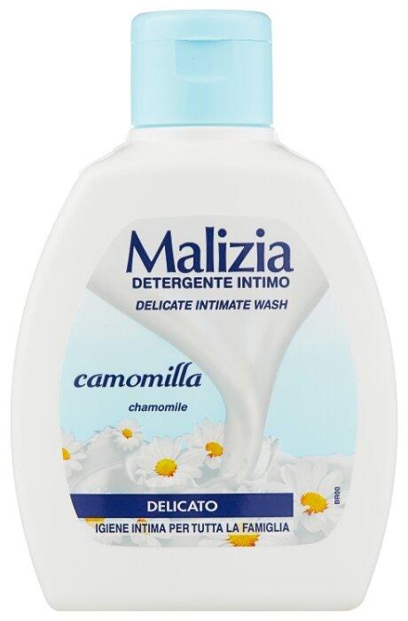 Malizia Гель для интимной гигиены Camomilla, 200 мл