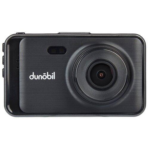 Видеорегистратор Dunobil Honor Duo, 2 камеры черный