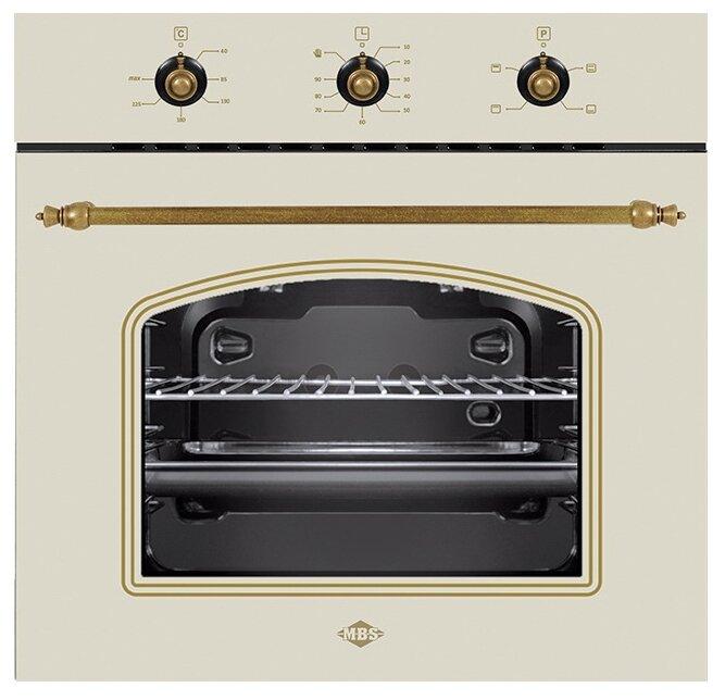 Электрический духовой шкаф MBS DE-607IV — купить по выгодной цене на Яндекс.Маркете