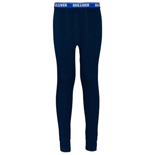 Купить Кальсоны Gulliver 21900BC9302 размер 98-104, синий, Термобелье