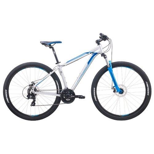 цена на Горный (MTB) велосипед Merida Big.Nine 10-MD (2020) silver/blue M (требует финальной сборки)