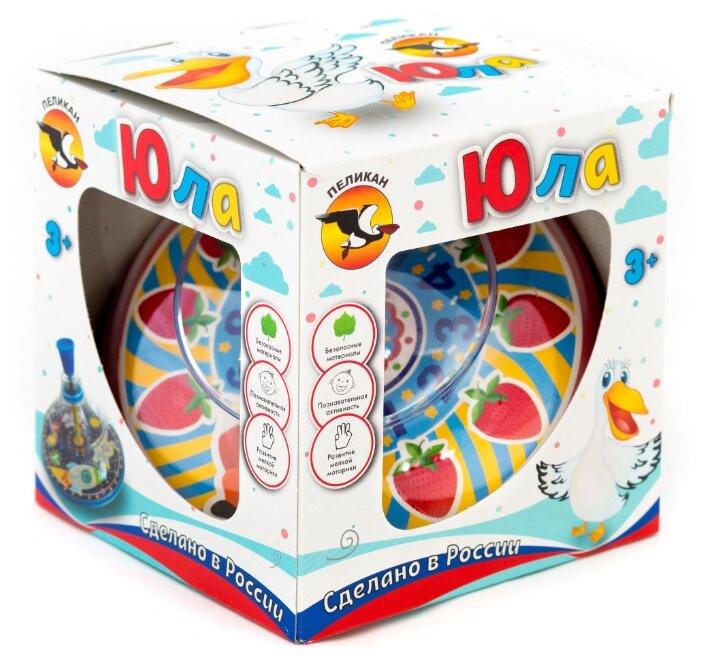 Юла Pelican Клубника, в коробке (0202)