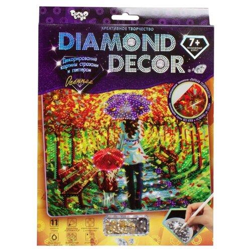 Купить Danko Toys Набор алмазной вышивки Diamond Decor Золото осени (DD-01-11), Алмазная вышивка