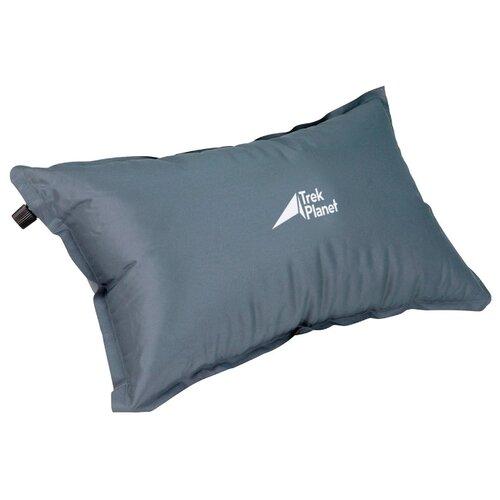 Надувная подушка TREK PLANET Relax Pillow (70432) серый