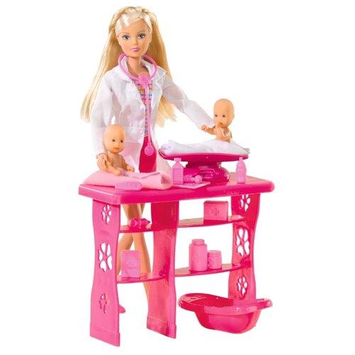 Кукла Steffi Love Штеффи Детский доктор, 29 см, 5732608 цена 2017