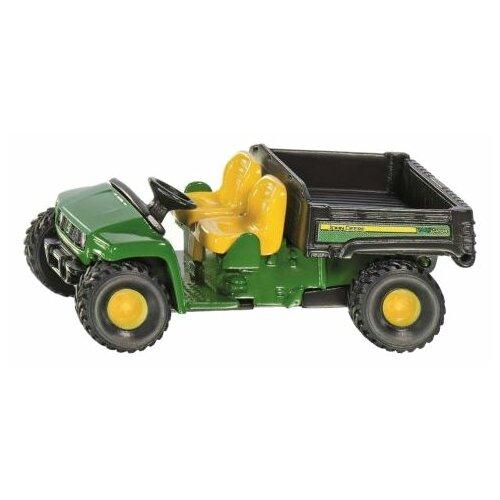 Купить Легковой автомобиль Siku John Deere Gator (1481) 1:55 9.7 см зеленый, Машинки и техника