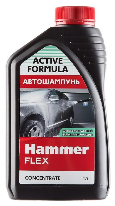Hammerflex автошампунь для бесконтактной мойки 501 014