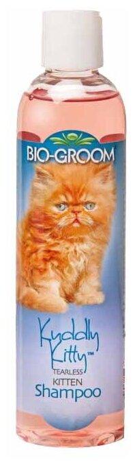 Шампунь Bio-Groom Kuddly Kitty Shampoo нежный для котят 237 мл