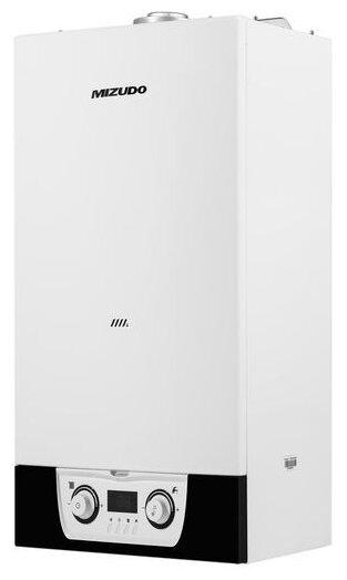Конвекционный газовый котел Mizudo M24TH, 24 кВт, одноконтурный фото 1