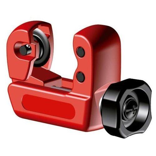 Фото - Роликовый труборез Zenten KOMPAKT+ (6430-3) 3 - 30 мм красный роликовый труборез zenten basick 7330 3 3 30 мм красный