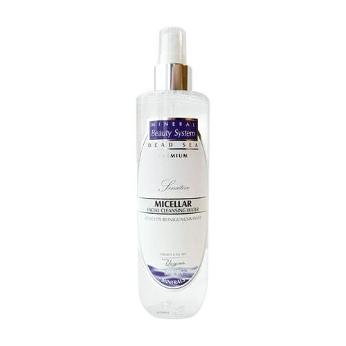 Купить Mineral Beauty System мицеллярная вода Facial Cleansing Water, 300 мл