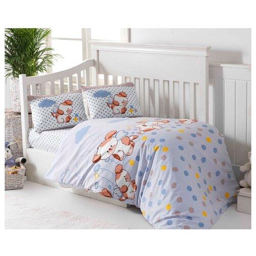 Фото - Arya комплект в кроватку Puppy (4 предмета) голубой комплект в кроватку mr sandman 4 предмета triumph mocco