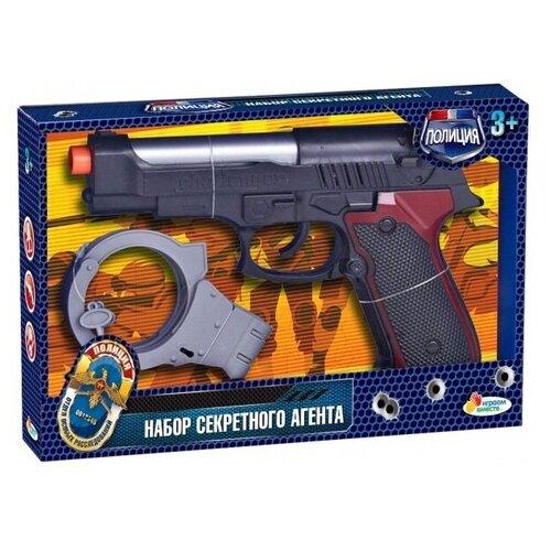 Купить Игровой набор Играем вместе Полиция 1801G229-R, Полицейские и шпионы