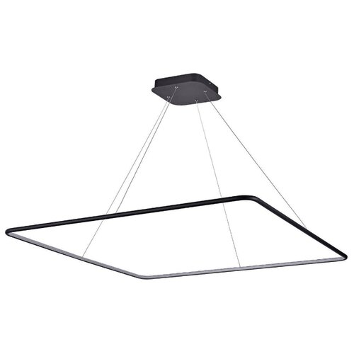 Светильник светодиодный Donolux S111024/1SQ Black In, LED, 90 Вт
