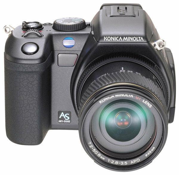 Фотоаппарат Konica Minolta DiMAGE A200