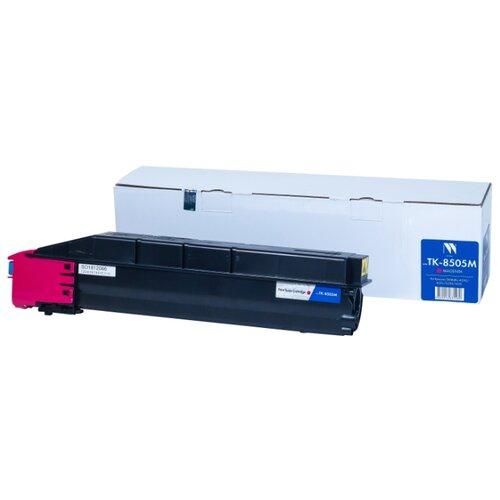 Фото - Картридж NV Print TK-8505 Magenta для Kyocera, совместимый картридж nv print tk 8515 magenta для kyocera совместимый